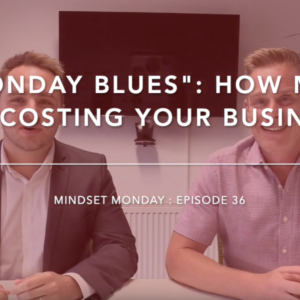 EPISODE 36. EMPLOYEE motivation TEAM ENGAGEMENT WITH BUSINESS COACH LEWIS HAYDON AND ANDY HEMMING MOTIVATION