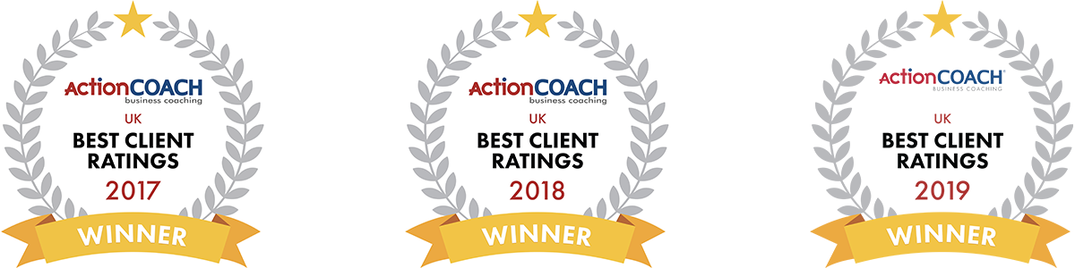 Andy Hemming Business Coach West Midlands Black Country Worcester ActionCOACH Client Feedback Rating Satisfaction Awards