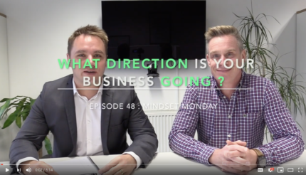 Episode 48 What Direction is Your Business Going? Business Coach Andy Hemming and Lewis Haydon ActionCOACH West Midlands Worcestershire Shropshire Growth Sales Marketing