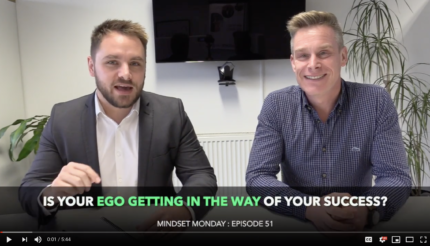 Is your ego getting in the way of your business success with lewis haydon and andy hemming business coach in the west midlands