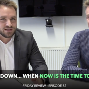 Why slow down when now is the time to speed up! Andy Hemming and Lewis Haydon UK England Business Coach Consultant Growth